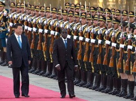 Team finalises Sino-Zim deals as President XI Jinping's visit nears