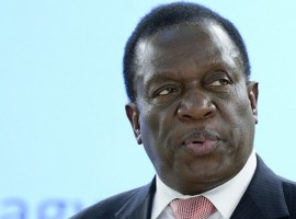 Mnangagwa speaks about his conversation with Mugabe, issues Press Release