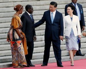 Mugabe foreign trips cost cash-strapped Zim $50 million