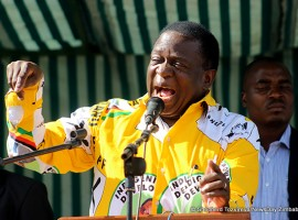 Mnangagwa outflanks Grace
