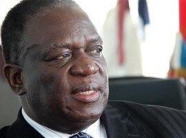 Mnangagwa dragged into farm wrangle