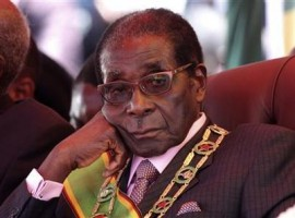 MDC: Mugabe birthday a celebration of greed