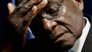 I won't be pushed out of office, says Mugabe, 93