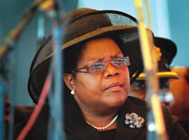 Mujuru: Zanu PF spies have infiltrated our party