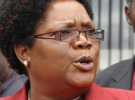 Mujuru Ally: We're ready to die