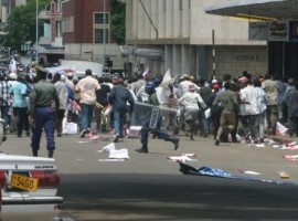 Police Brutality Claims Follow Mugabe Protests