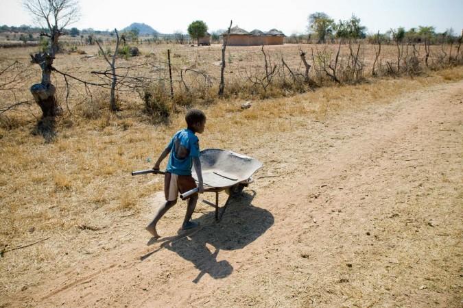 Mugabe declares disaster in drought-stricken areas