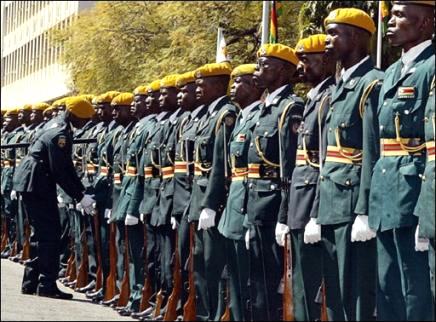 Zim's Defence ministry, Chinese at loggerheads