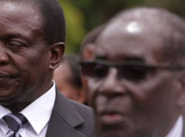 Mugabe to tackle Mnangagwa allies