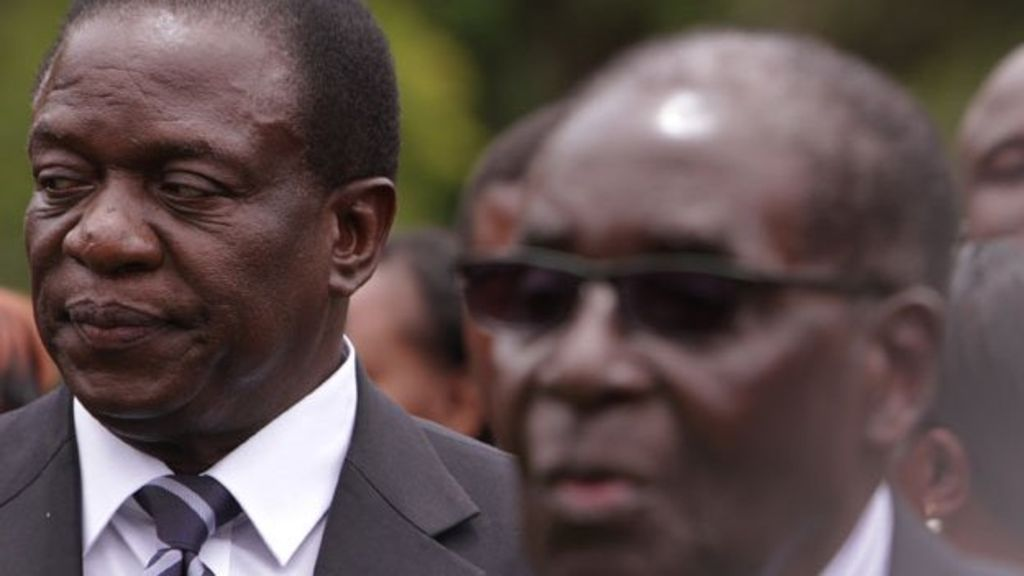 Mugabe Claims Mnangagwa Among Several Gukurahundi Architects
