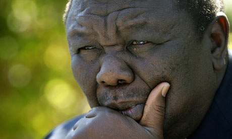 Tsvangirai hits back at 'small boy' Kasukuwere