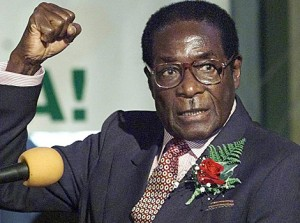 Zimbabwe pastor charged over prediction of Robert Mugabe's time of death
