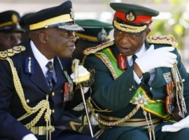 Generals at Zanu PF meeting 'shocking'