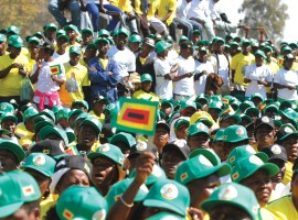 Zanu-PF conference preps at advanced stage