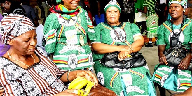 Zanu PF T-shirts saga rages on