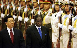 Mugabe takes 'spending spree' to China
