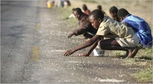 Zimbabwe Admits Four Million Need Food Aid