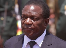 Mnangagwa on the ropes