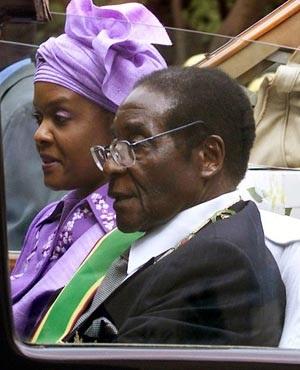 Opinion: Mugabe, Grace's delusions of grandeur