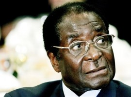 Zimbabwe's Mugabe back home after heart attack rumours