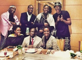 Mugabe, top brass 'desert' Zim for holidays