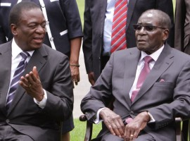Mnangagwa, military elections role exposed