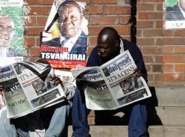 EU seeks UN-observed Zim polls