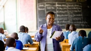 Government appeals for education aid