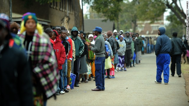 UN throws its support behind Zimbabwe elections