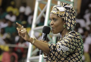 Grace Mugabe 'plotting' VP Mnangagwa 'final push'