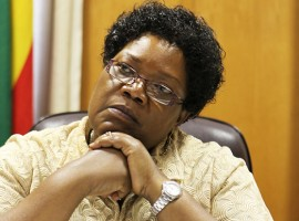 Joice Mujuru slammed for comments on Mugabe