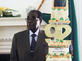 Mugabe's rule rests on graft and tribalism, critics