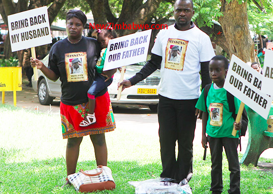 Help us eject Zanu PF, pleads Dzamara family