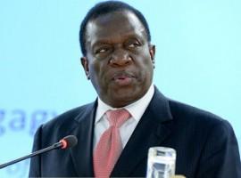 Acting President Mnangagwa speaks on indigenisation