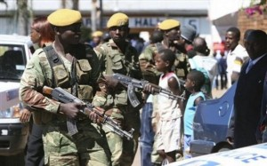 Harare: Soldiers beat-up six-week-old baby
