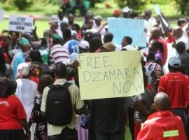 Dzamara's brother assaulted, arrested
