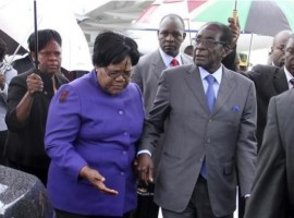 Mujuru: No kickbacks no deal in Zanu PF govt