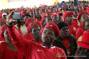 MDC-T members fight for food at Vic Falls meeting