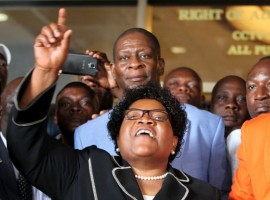 Mujuru Interview: I have strategy to foil Zanu PF electoral theft