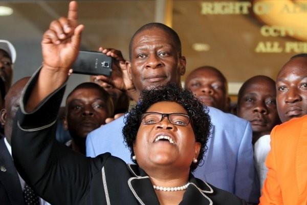 MDC women open to Mujuru coalition