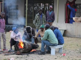 Mugabe warned over fresh farm invasions