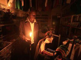 Power demand falls 40pct as firms close