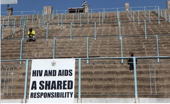 Mnangagwa addresses empty Rufaro stadium