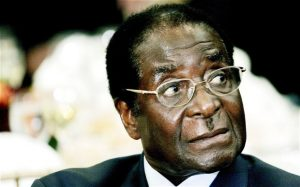 It is claimed Mugabe's choice makes it easier for Zanu-PF to interfere in elections