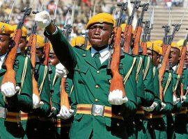 Mugabe versus the military