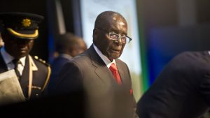 We won't allow Mugabe to 'lead from a wheelchair', says Zim opposition