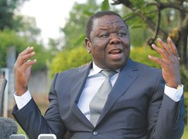 Tsvangirai violated party rules on MDC-T VPs