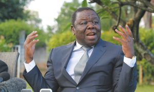 Tsvangirai makes triumphant return