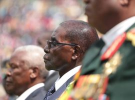 'God will remove poll-rigging Mugabe'