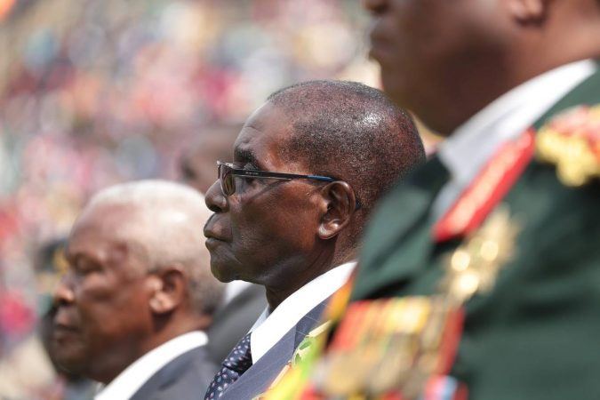 An Old Leader Faces New Threats in Zimbabwe